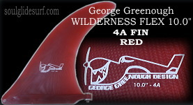 George Greenough Wilderness Flex 4A fin 10