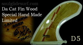 Da Cat Fin Exotic Wood Collection by Glen D5