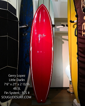 Gerry Lopez LITTLE DARLIN 7'6